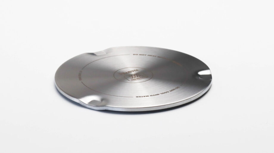Induction cooker adaptor plate for 9Barista