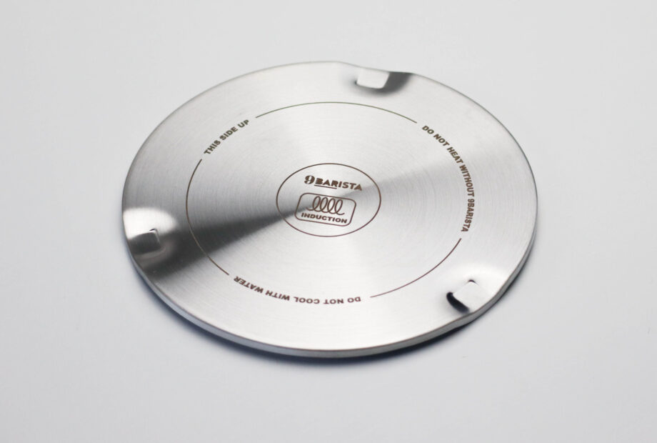 Induction cooker adapter plate